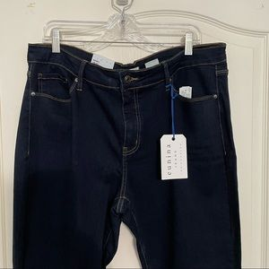 Eunina Maxwell Plus Size Jeans - 2X